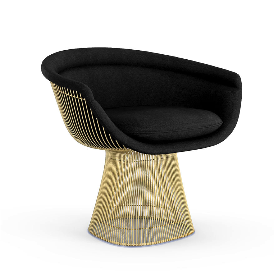 NW3 Interiors - Platner Gold Chair
