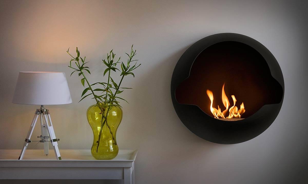 NW3 Interiors Vauni Cupola Fire