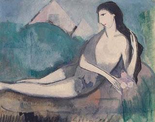Marie Laurencin, Bacante