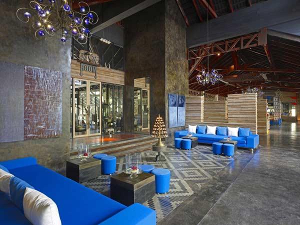 NW3 Interiors - Indigo Pearl Thailand Interior