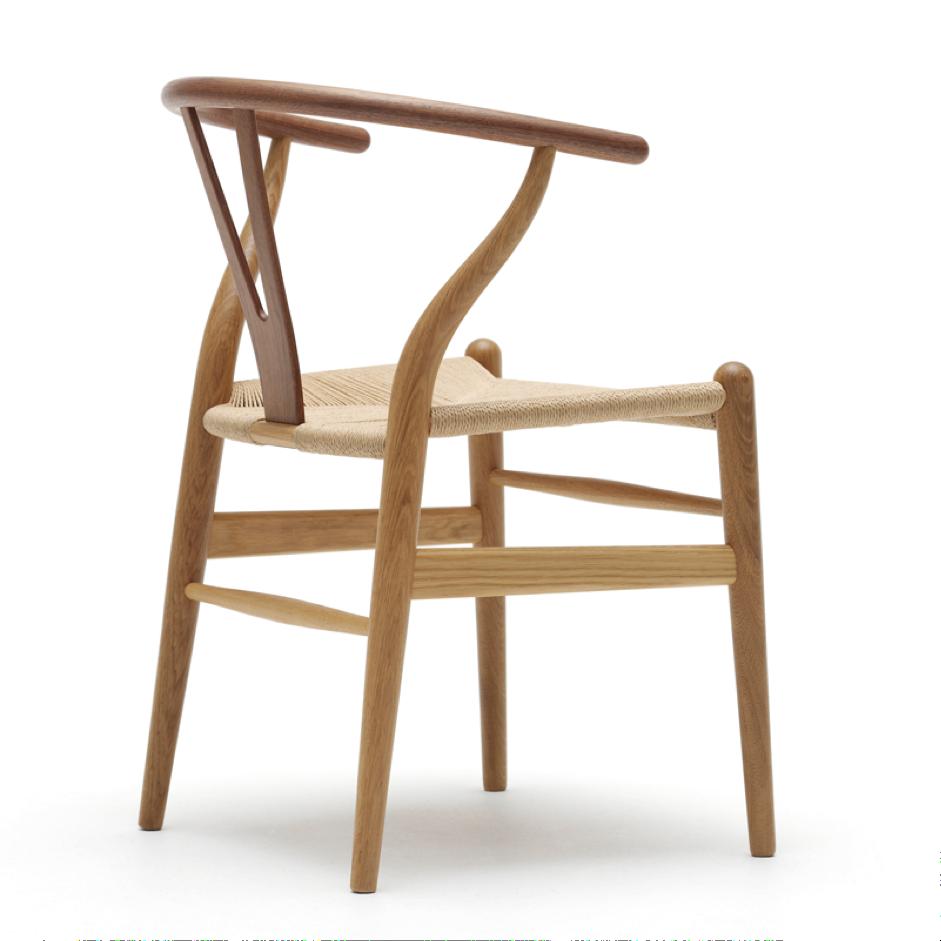 NW3 Interiors Wishbone Chair