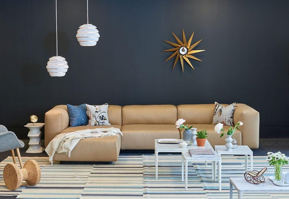 Vitra Sofa and Lounge