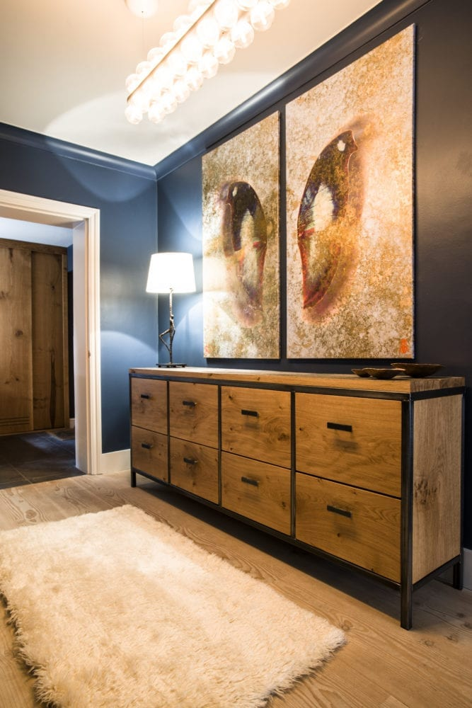 Hallway - NW3 Interiors Showroom - North London Interior Design