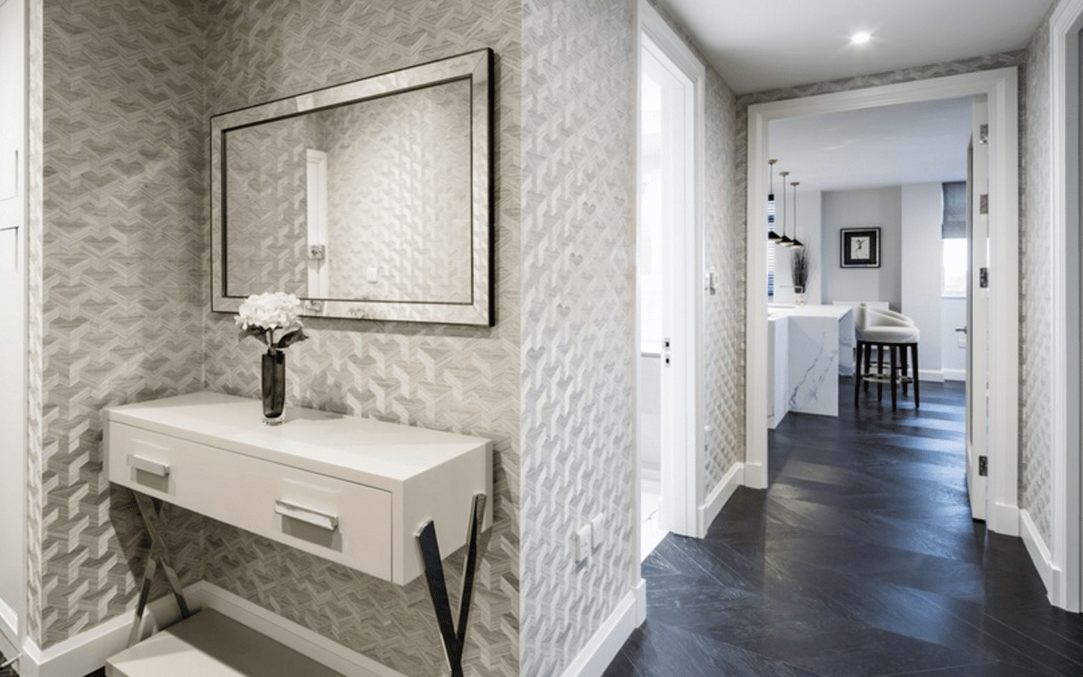 Century Court Project - NW3 Interiors North London Interior Design