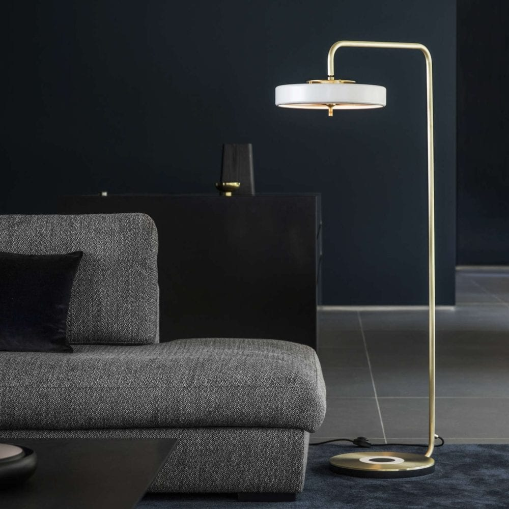 Bert | Frank lamp - interior decor brands from NW3 interiors