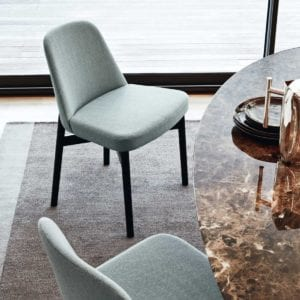 Marc Krusin Dining Chair from Knoll