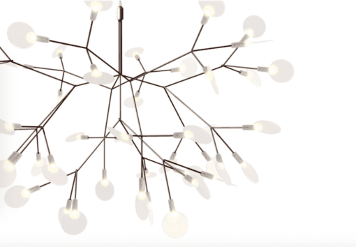 Heracleum light by Moooi