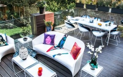 Outdoor Living In Primrose Hill