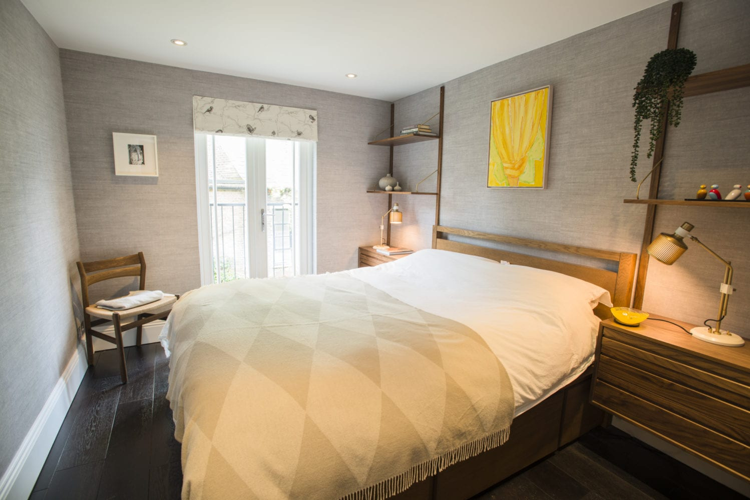 Primrose Hill Guest Bedroom North London Design
