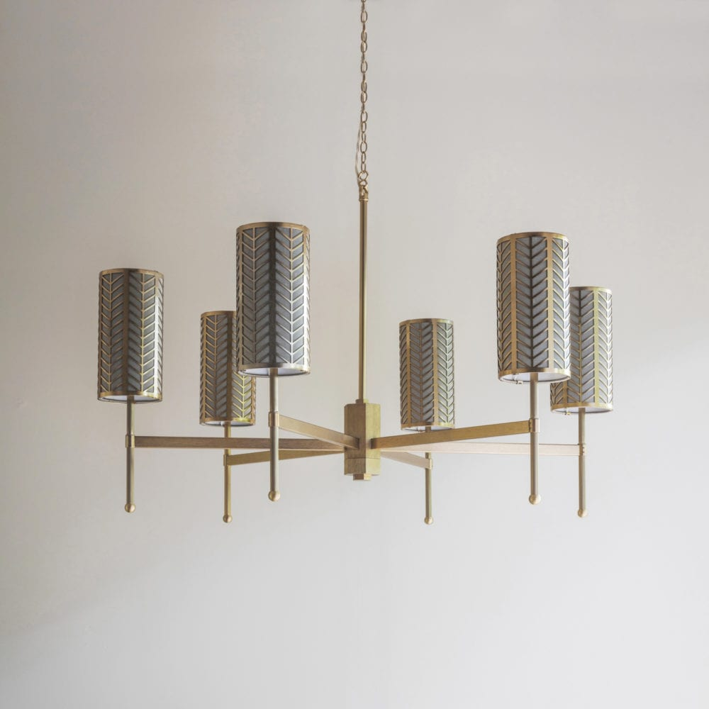 Tigermoth Lighting at NW3 Interiors in North London