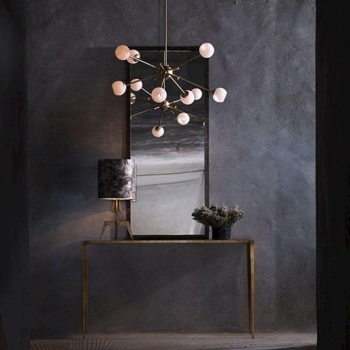 Porta Romana lighting - interior decor brands from NW3 interiors