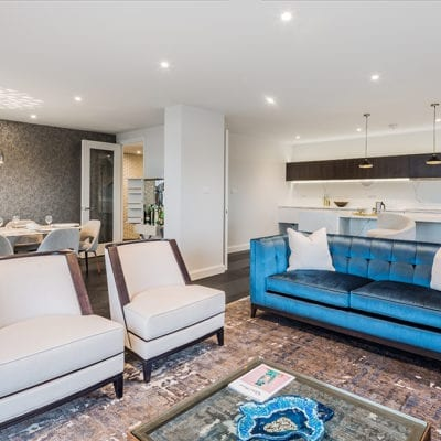 Century Court Project - NW3 Interiors