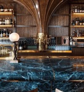 Blue Marble Bar - Pinterest