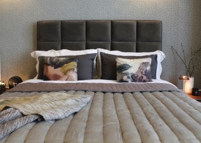 Belsize Park - Master Bed Design