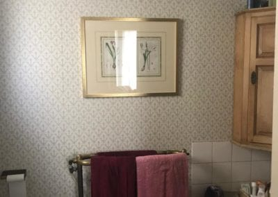 Belsize Park Before Master Bathroom