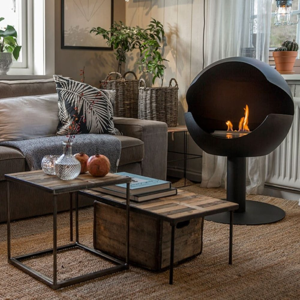 Vauni Fires - interior decor brands from NW3 interiors