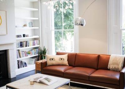 Interior Design Portfolio from NW3 Interiors - 7 Berkeley Road Kids Lounge Project