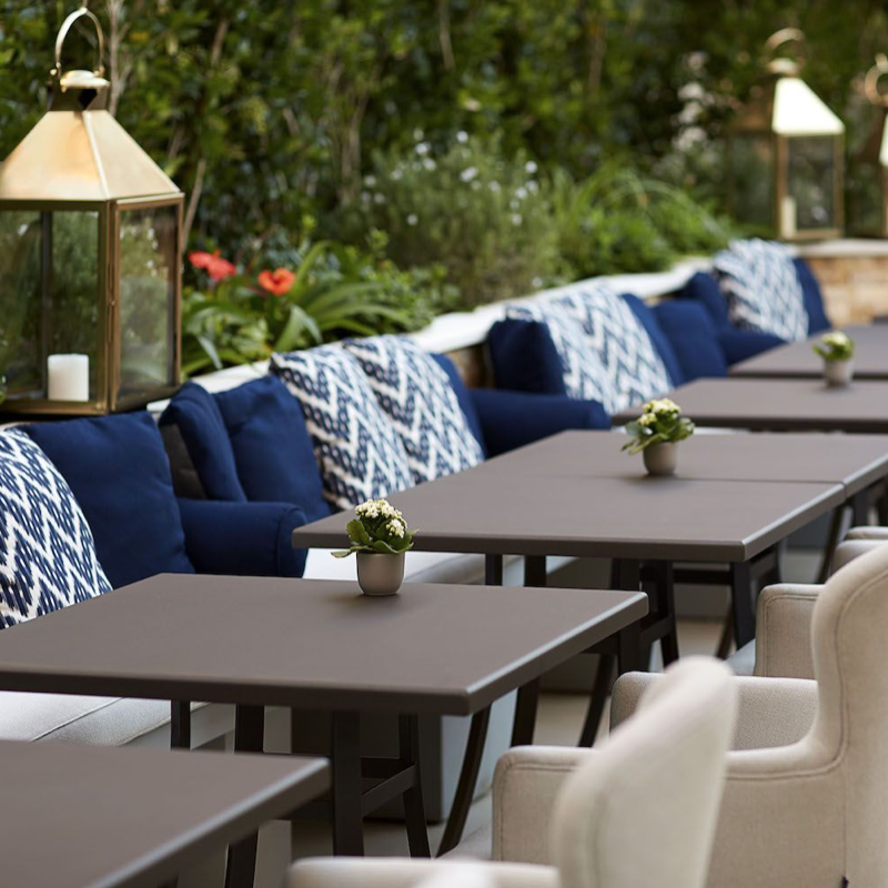 Coco Wolf outdoor furniture - interior decor brands from NW3 interiors
