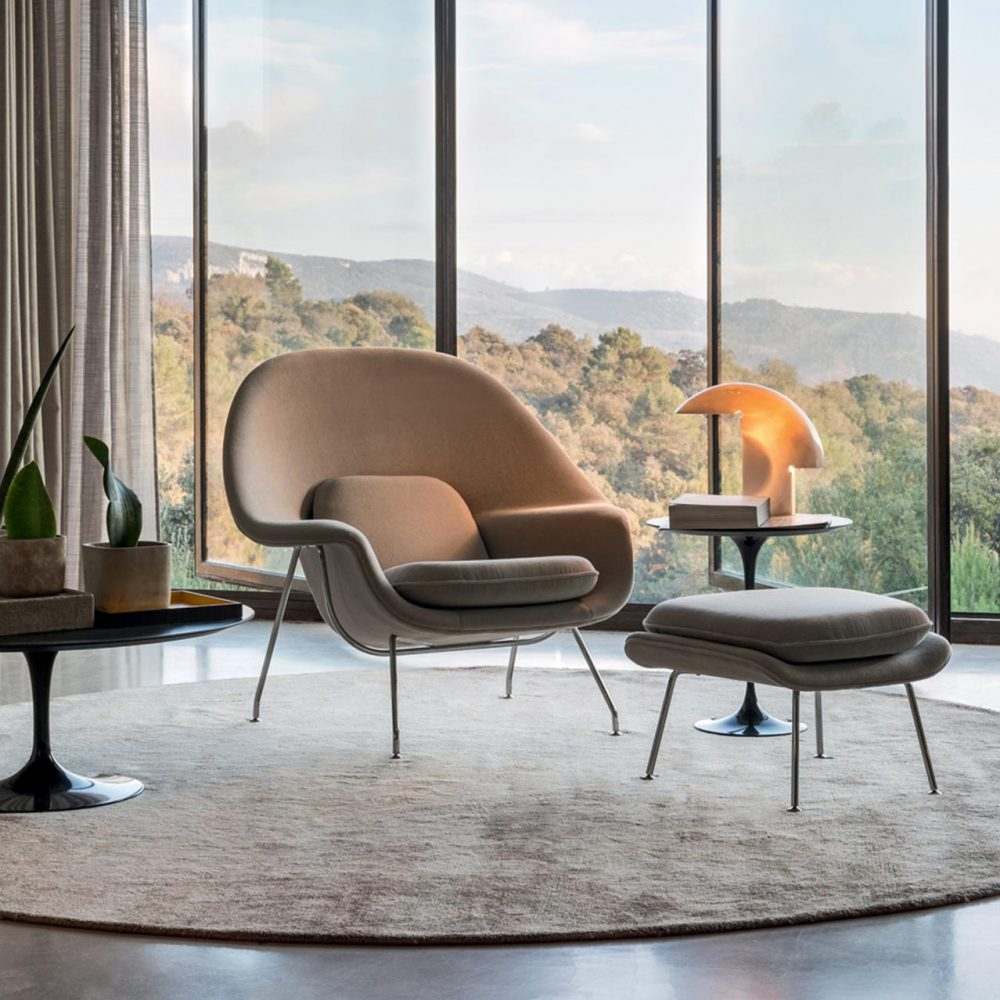 Knoll Chair - interior decor brands from NW3 interiors