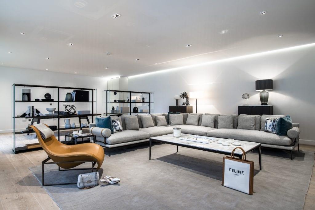 Lounge Design - BB Italia