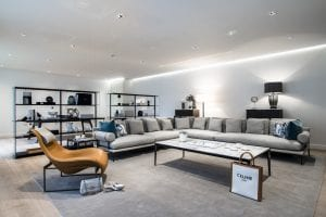 Lounge Design - BB Italia