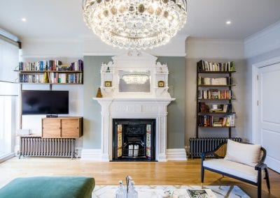 Finchley Apartment - Interiors Project