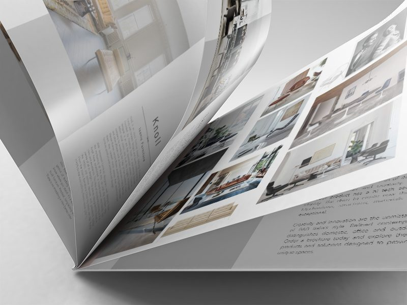 Image of the brochure your can down load from NW3 Interiors  an interior design studio in North London. We work on projects of all sizes & budgets in Hampstead, Primrose Hill, Camden & Belsize Park.