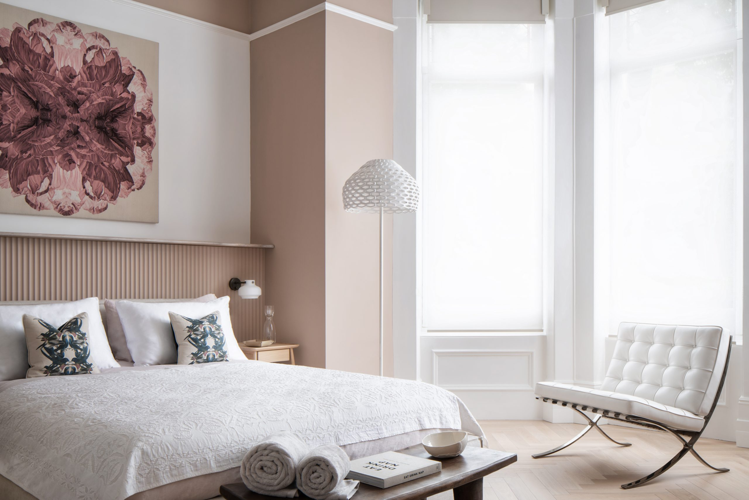 Interior Designer in North London - Belsize Park, Hampstead, Primrose Hill and Camden. Click to view the interior design portfolio from NW3 Interiors.