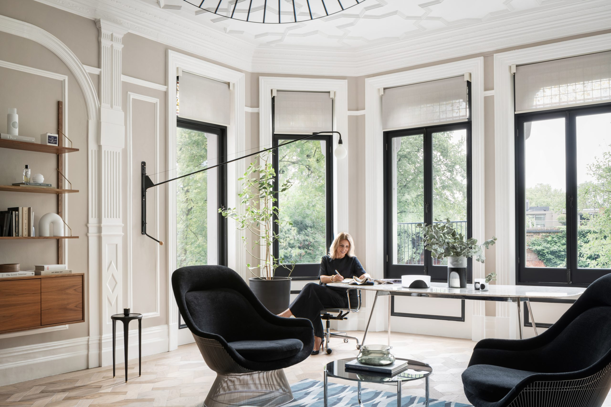 Interior Designer in North London - Belsize Park, Hampstead, Primrose Hill and Camden. Click to view the interior design portfolio and our interior show rooms from NW3 Interiors.