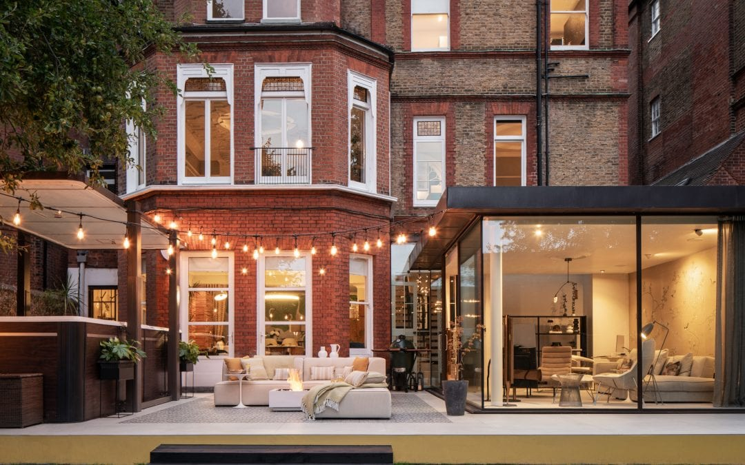 Step inside Carly Madhvani's home and our interior design studio just moments away from Belsize Park.