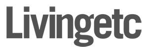 Livingetc Logo featuring NW3 Interiors, North London Interior Designers.